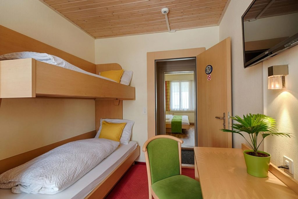 Hotel-Blume-bunk-beds-family-rooms-accommodation